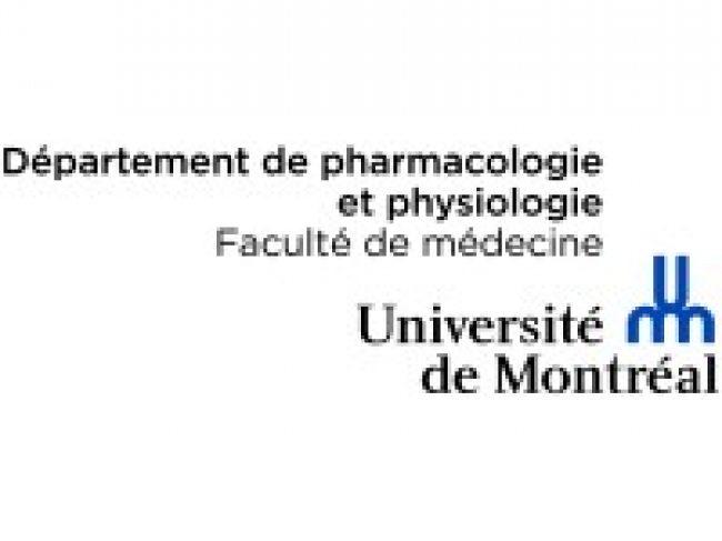 Département de pharmacologie et physiologie   Université de Montréal